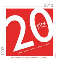20ans Cité des Métiers