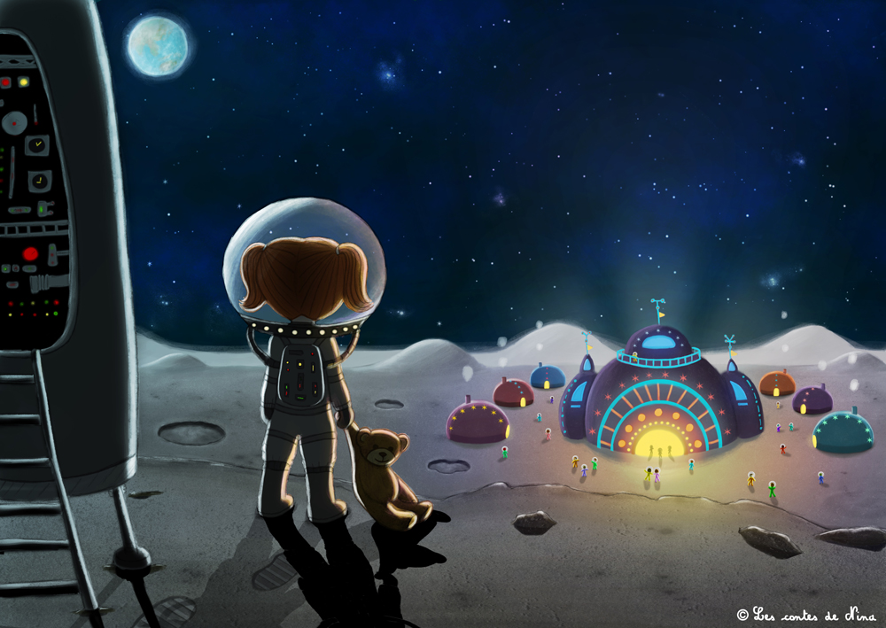 La-Petite-fille-de-la-lune