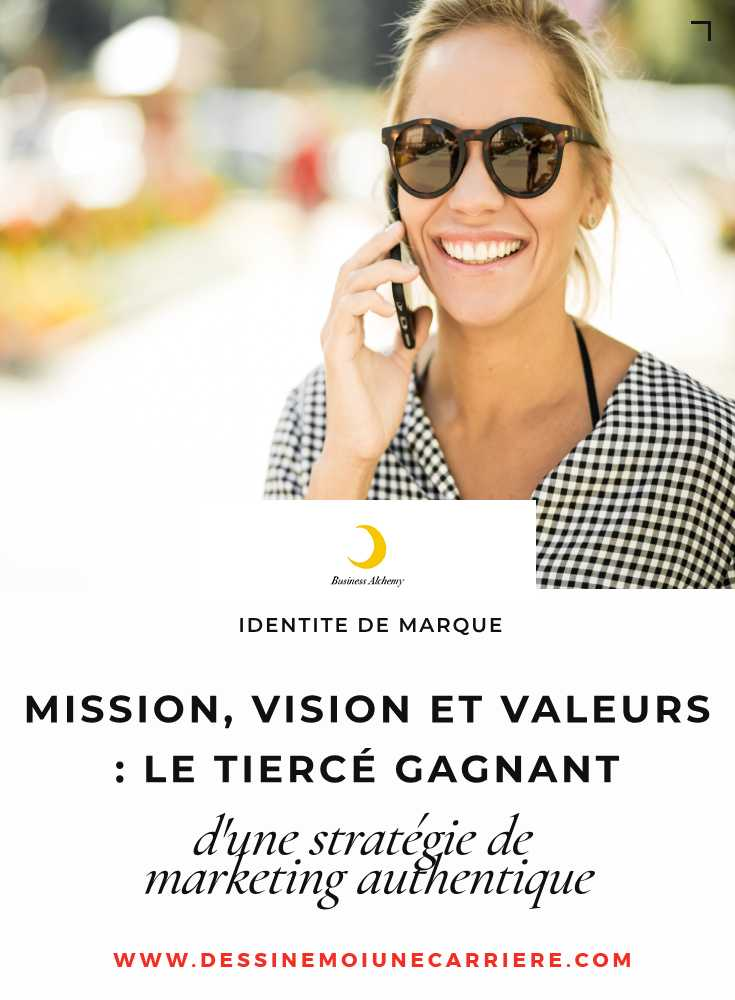 Mission Vision Valeurs